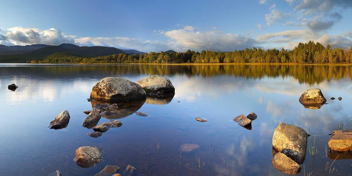 Loch Morlich, near Aviemore
